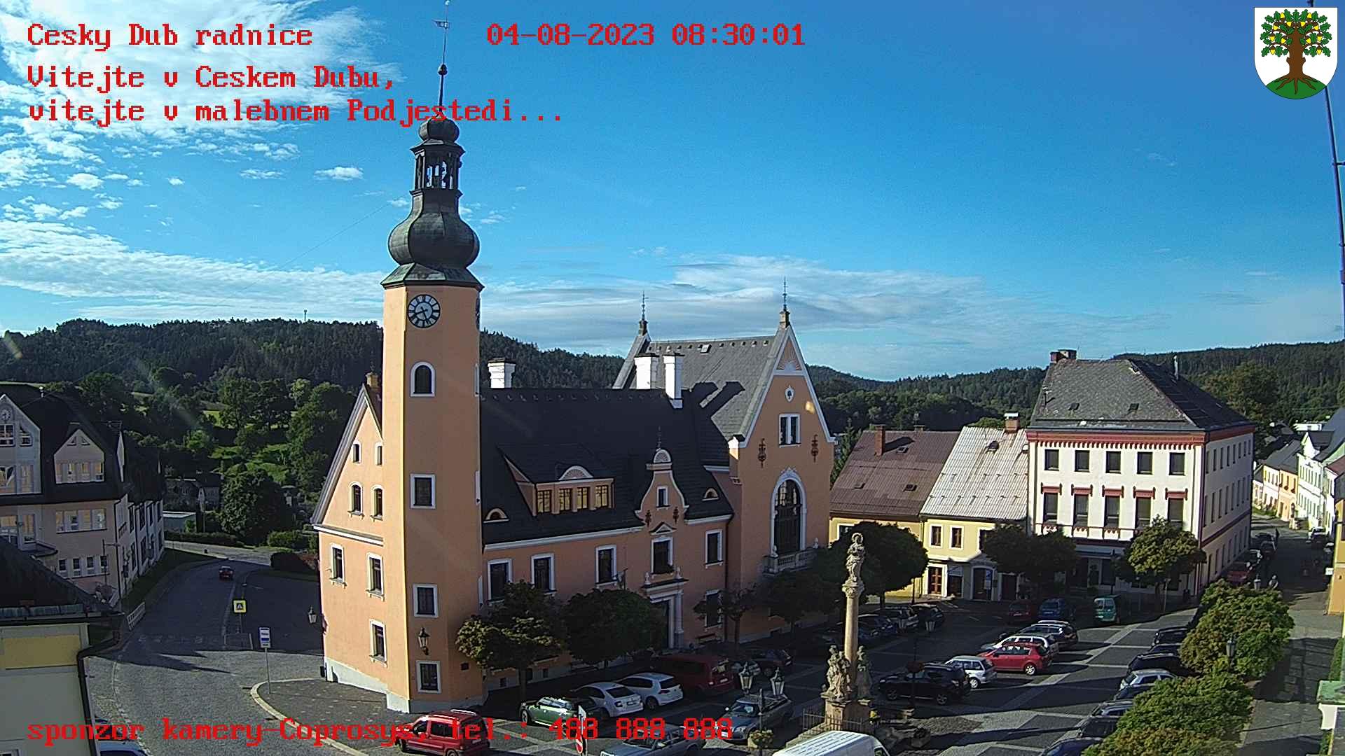 Webcam - Český Dub